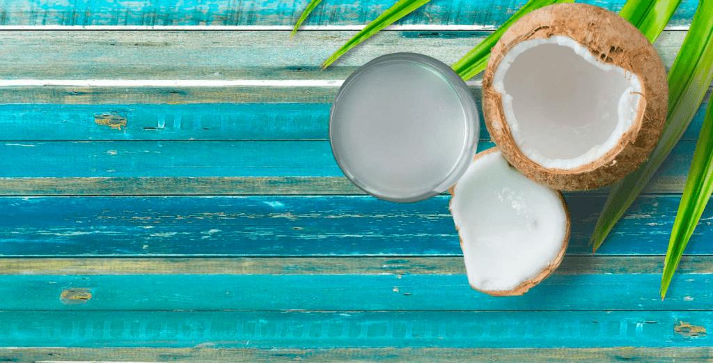 Benefícios da água de coco